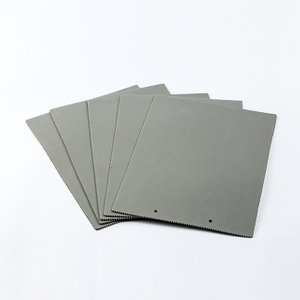 Clear TPE Rubber Plastic Spec Sheet Material